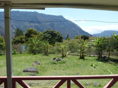View over the Maïdo