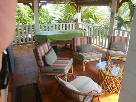 Villa Corail Bleu