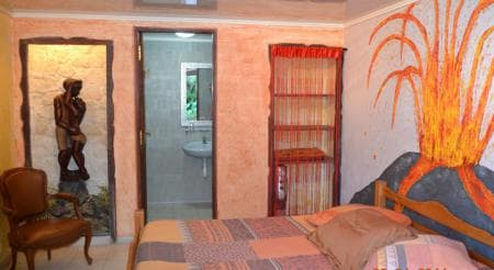 Fournaise guest room