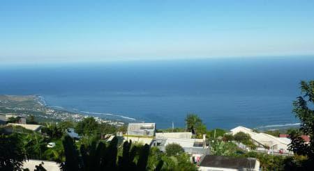 The panoramic view
