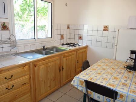 Cuisine studio Badamier