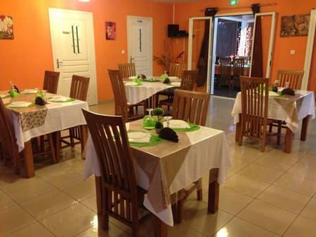 Restaurant Anse des Cocos