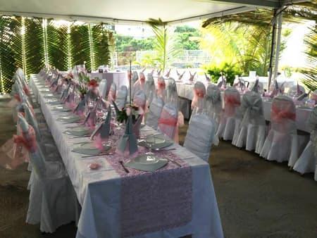 Mariage à l'Anse des Cocos