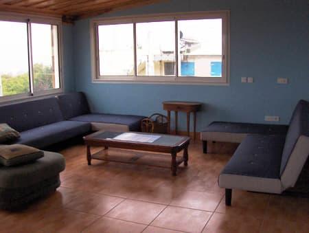 Living room - Taïbit