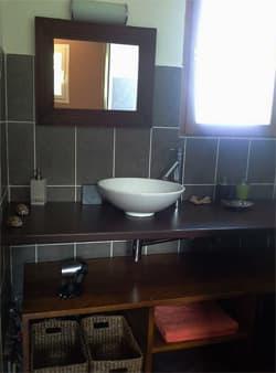 Salle de bain - Le Bougainvillier