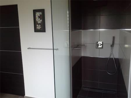 Salle de bain - Le Frangipanier