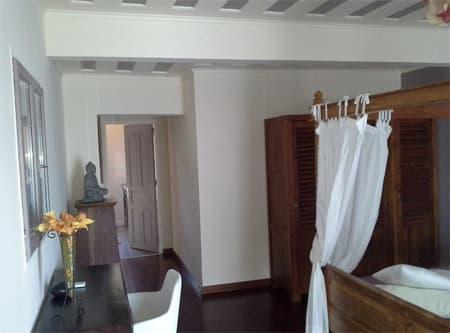 Chambre - Appartement le Bougainvillier