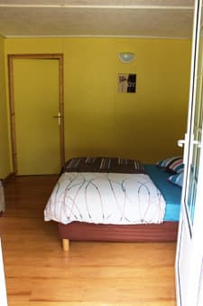 Chambre confort avec sanitaires