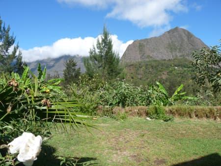 View from the Gite Chez Gigi