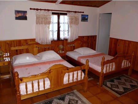 Triple bedroom