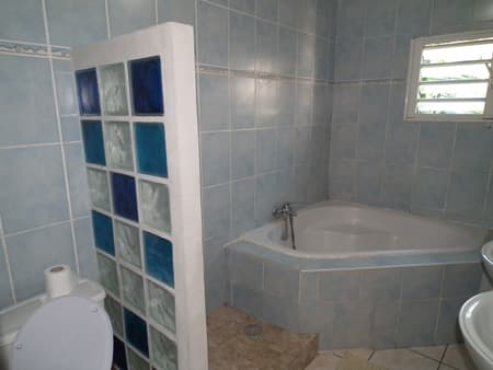 Bathroom of the guest room