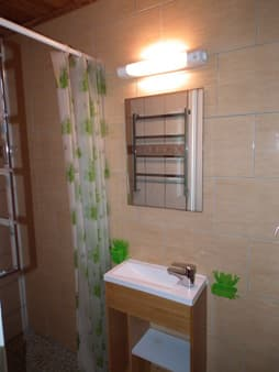 Bathroom for double room