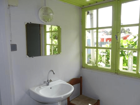 Bathroom of the dorm