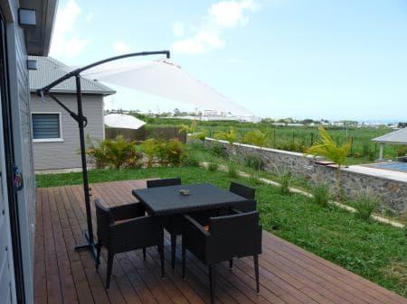 Terrace Villa Sublime