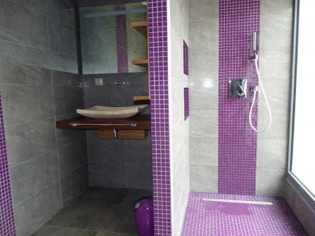 Bathroom in suite Grand Cru