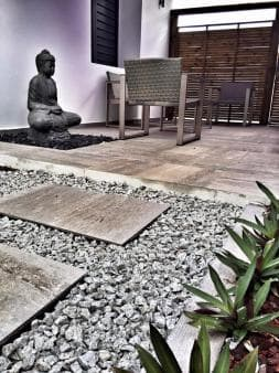 Terrasse privative CocoSun