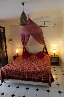 Bungalow Ylang1 - Chambre