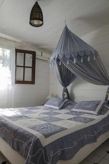 Bungalow Ylang2 - Chambre