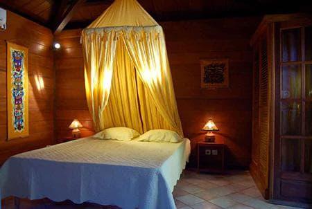 Bungalow Alamanda - Chambre