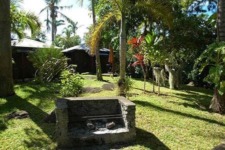 Bungalow Alamanda - Jardin BBQ
