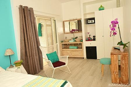 Badamier room