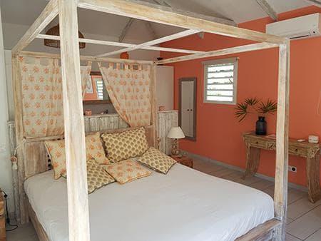 Baie Rose bedroom