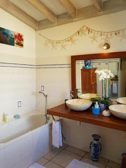Salle de bain Raisin de Mer