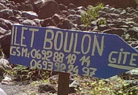 A bientôt au Gite Ilet Boulon !