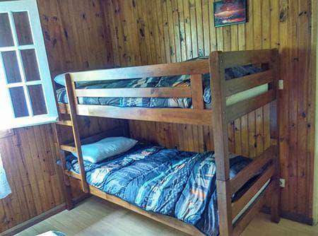 Chambre familiale le refuge d'Anchaing