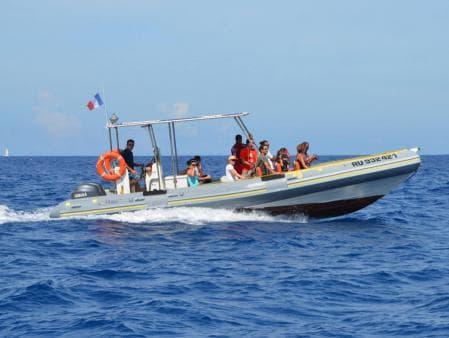 L'Explorun, bateau rapide
