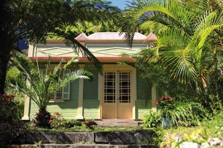 The Creole Village tour in Salazie