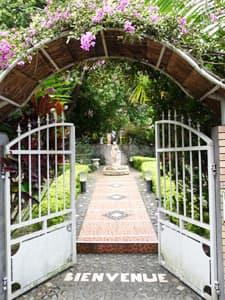 entrance fleur de vanille