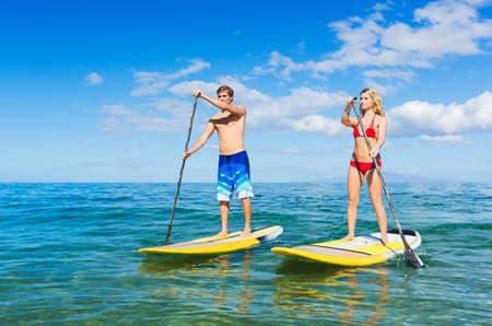 Stand Up Paddle rentals