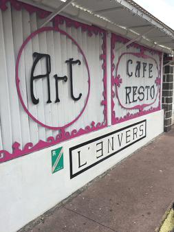 L'envers Restaurant d'art et d'essai