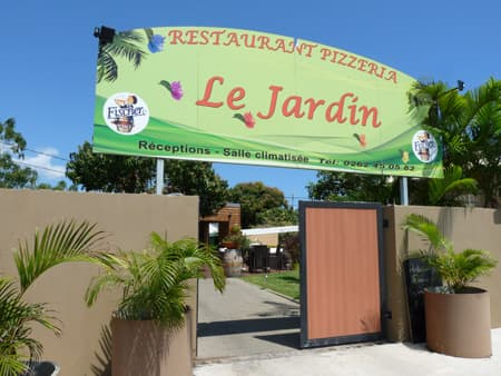 Le jardin restaurant fran ais cuisine traditionnelle for Le jardin restaurant saint paul