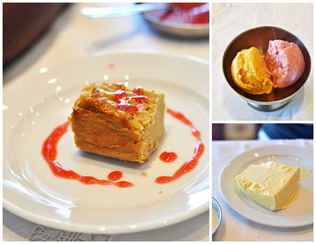 Eva's desserts