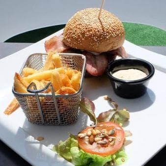 Hamburger Le Westy
