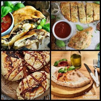 Our calzones