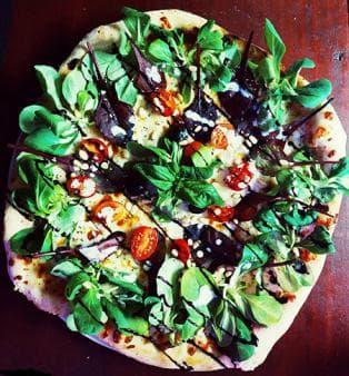 Pizza Cremossa
