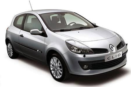 Renault Clio - Photo non contractuelle