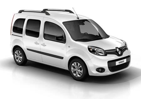 Renault Kangoo - Non contractual photo