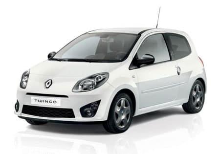 Renault Twingo - Photo non contractuelle