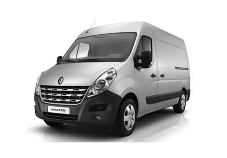 Renault Master - Non contractual photo