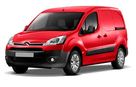 Citroën Berlingo utility - Non contractual photo