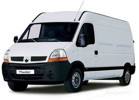 Renault Master - Non contractual photo