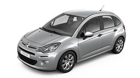 Citroën C3 - Non contractual photo
