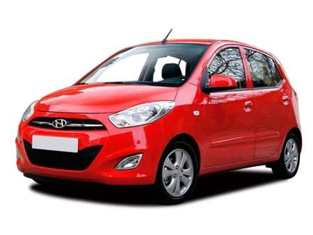 Hyundai i10 - Photo non contractuelle