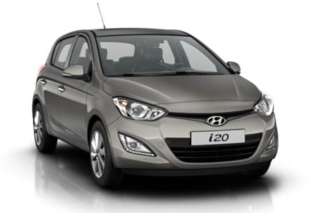 Hyundai i20 - Photo non contractuelle