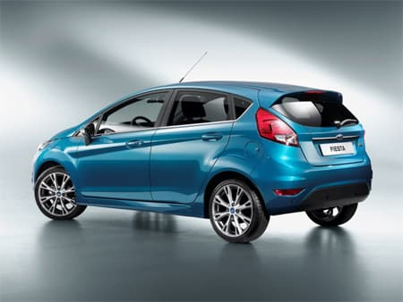 Ford Fiesta - Photo non contractuelle