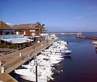Harbour of St. Gilles les Bains